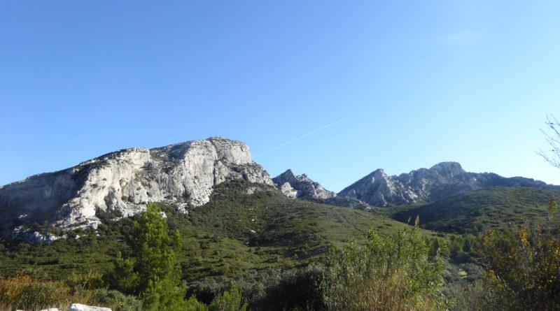 Alpilles – Oct. 2018